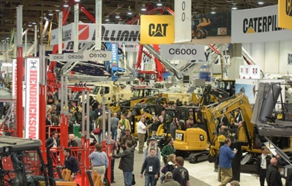 World of Concrete 2017